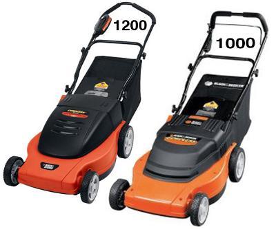 CMM 1200 & 1000 comparison