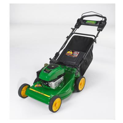 "... Deere 6.75 Torque JS35 21"" Cut Self-Propelled Electric Start Gas Mower"