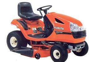Kubota Riding Mower Model T1770