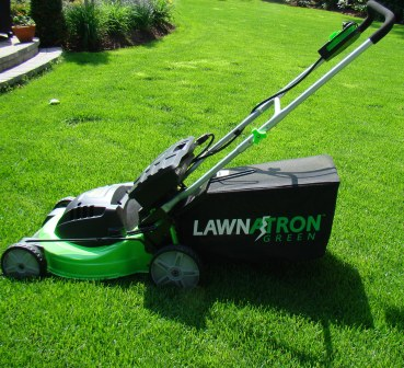 Our Lawnatron Green