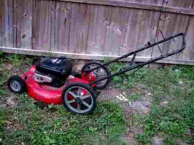 Murray 7800204 Self-Propelled Lawn Mower Review - Yahoo! Voices