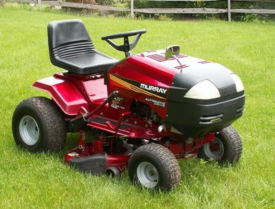murray lawn mower repair manual pdf