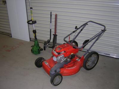 self propelled lawn mowers nz
