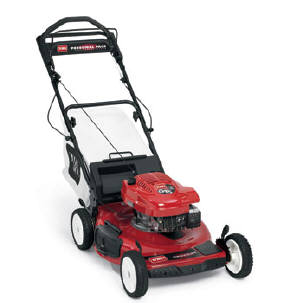 """TORO 22"""" Model 20017 Personal Pace Self-Propel Recycler Mower with"""