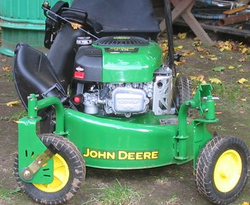 The Worst And Most Expensive Lawn Mower To Repair Three Years I Ve Owned This So Called Electrostatic Paint Is Wearing 150 Bucks For Drive